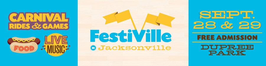 FestiVille 2018 banner